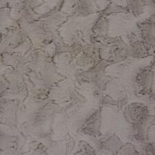 LUSSO pelliccia sintetica SHORT PLUSH Tessuto Materiale stelle Nuovo di zecca