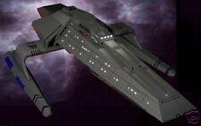 Surak Class Starfleet Starship Wood Model Free Ship New