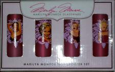 Marilyn Monroe Shooter Glasses Pink Shot Bar Glass Gay Int Xmas Gift Collector