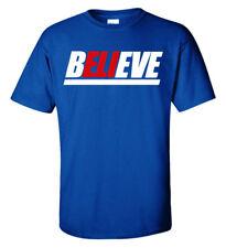 "Eli Manning New York Giants ""Believe"" T-Shirt"