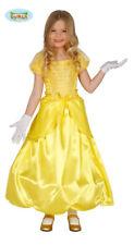 Costume vestito Belle, principessa,La bella e la bestia  bambina,carnevale,g8320