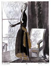 Vintage Fashion: Bon Ton - Annee - Brissaud - 1921