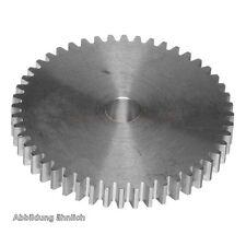 Stirnzahnrad Stahl C45 Modul 2.0, 75 Zähne 1 Stück  Qualität 8-9