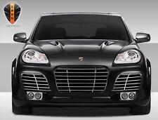 03-06 Porsche Cayenne Eros V.1 Duraflex Front Wide Body Kit Bumper!!! 108270
