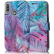 Mobiwear Book Style Handy Motiv Tasche Case Hülle Cover Huawei P20 Lite