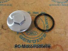 Honda CX 500 650 couvercle Capuchon + O-ring ORIGINAL CAP valve Cover Adjust new ORIG