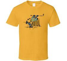 California Golden Seals Sparky Hockey T Shirt