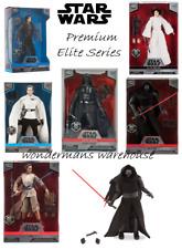 Star Wars Premium Elite Series Action Figure -Official Disney-Brand New & Boxed