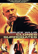Surrogates (DVD, 2010) Bruce Willis, Radha Mitchell