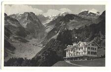 AK, Braunwald, Hotel und Pension Niederschlacht, 1925