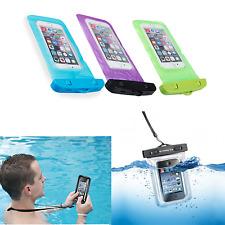 ^ Wasserdicht Unterwasser Handy Tasche Schutzhülle Hülle Für Sony Xperia E5
