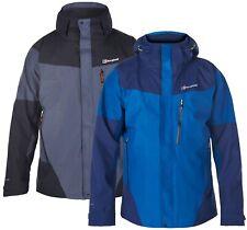 Berghaus Arran Mens 3 in 1 Waterproof Hydroshell Jacket