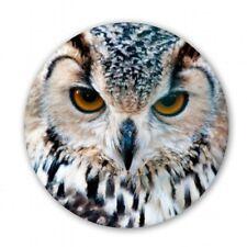 Owl Photo Circle Car Vinyl Sticker - SELECT SIZE
