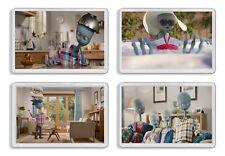 Argos Aliens Fridge Magnet - Choose from 8 images! *Fun Unique Gift!*