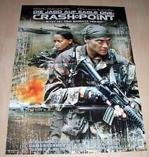 Filmposter A1 Neu Die Jagd auf Eagle One - Crash Point