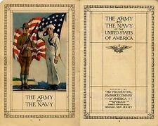 WWI Army/Navy Book 1917
