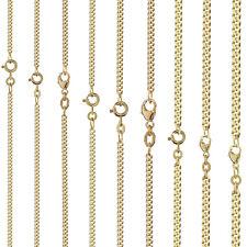 Panzerkette Massiv gelb Gold Kette Halskette Collier Damen Herren 9k, 14k, 18k