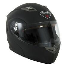 Zoan Flux 4.1 Solid Modular Dual Pane Shield Snow Helmet Matte Black