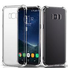 Bumper case for iphone 5/ iphone 6 / iphone 7 iphone 8 / Plus / X Clear TPU
