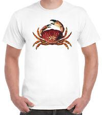 Cangrejo Victoriano Ilustración Camiseta. victoriana naturaleza crustáceo