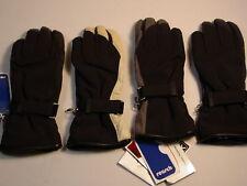 Reusch Patron Stormbloxx Ski Gloves LEATHER PALMS Adult SZ Medium 8.5 2687163