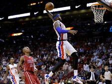 Josh Smith Slam Dunk Detroit Pistons Sport Giant Wall Print POSTER