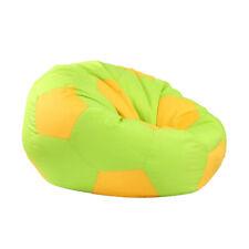 2 en 1 Premium Football Imprime peluche Animal Rangement Bean Bag Housse de