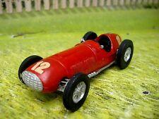 1/43 John Day  Ferrari 375 F1 1951 Handmade White Metal Model Car Kit