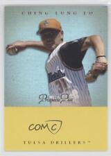 2007 TRISTAR Prospects Plus Yellow #90 Chad Lundahl Tulsa Drillers Baseball Card