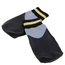 Winter Dog Shoe Anti Skid Waterproof Cotton Socks Outdoor Rain Wear Y2