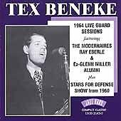 1964 Live Guard Sessions Plus Stars, Tex Beneke CD   5020957216328   New