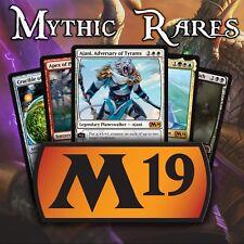Choose Your Core Set 2019 Mythic Rare Card x1 - M19 MTG M/NM