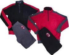 Pigiama Invernale Milan In Pile Abbigliamento Ufficiale AC Milan PS 25891