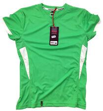 GHEODESICK green technical t-shirt women maglia tecnica donna verde cod. 722031
