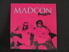 MADCON Beggin Car Photo Case Amp NEW Rare Pink Sticker