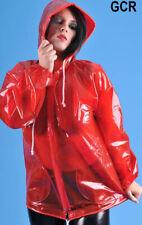 Regenmantel Regenjacke Raincoat Rainwear Manteaux de pluie Impermeable 100% PVC