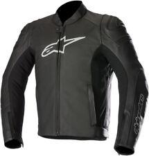 Alpinestars SP-1 Leather Motorcycle Riding Jacket Black Mens All Sizes