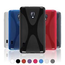 Coque en Silicone LG Optimus L7 II - X-Style  + films de protection