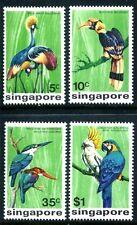 Singapore 236-239, MNH, Birds. x8118
