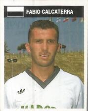 [AA] FIGURINA CAMPIONI & CAMPIONATO 1990/91-CESENA-CALCATERRA