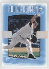 2002 Upper Deck Sweet Spot #36 Roger Clemens New York Yankees Baseball Card