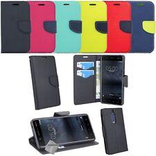 Housse etui coque pochette portefeuille pour Nokia 5 + film ecran
