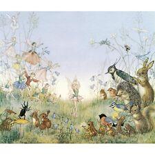 The Flower Ballet - Molly Brett Medici Print