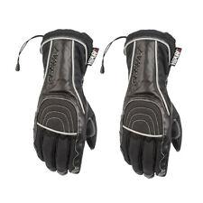 Nitro NG-26 Hi-vis Reflective Piping Waterproof Motorbike Motorcycle Gloves