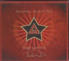 SIGNAL AOUT 42 - vae victis CD