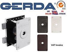 Gerda Frontal De Alta Calidad Heavy Duty Shield para Gerda Cerraduras ZX, Zxz o ZX Plus