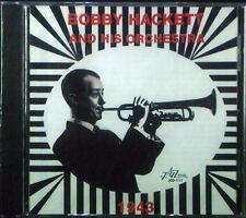 CD BOBBY HACKETT - 1943, complete world broadcasting jam session, new - ovp