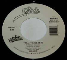 Heart 45 Tell It Like It Is / Strange Euphoria  NM  reissue