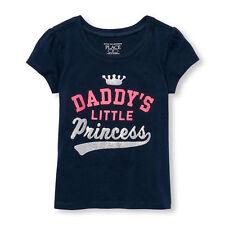 "~NEW~ ""Daddy's Little PRINCESS"" Girls Shirt 12-18 24 Months 2T 4T 5T GIFT Dad"
