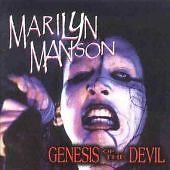 Marilyn Manson - Genesis of the Devil ( CD 2001 ) NEW / SEALED